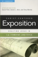 Exalting Jesus in 1 & 2 Timothy and Titu