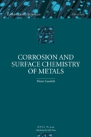 Corrosion and Surface Chemistry of Metal