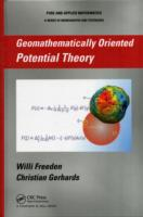 Geomathematically Oriented Potential The