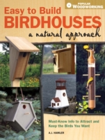 Easy to Build Birdhouses - A Natural App