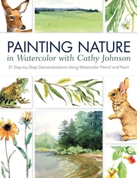 Painting Nature in Watercolor with Cathy