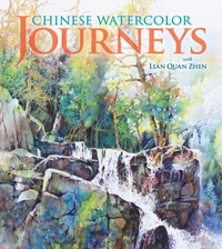 Chinese Watercolor Journeys With Lian Qu