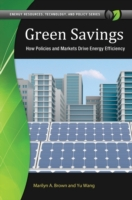 Green Savings: How Policies and Markets