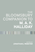 Bloomsbury Companion to M. A. K. Hallida