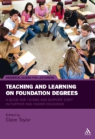 Teaching and Learning on Foundation Degr