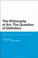 Philosophy of Art: The Question of Defin