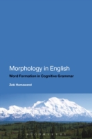 Morphology in English