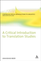 Critical Introduction to Translation Stu