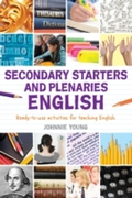 Secondary Starters and Plenaries: Englis