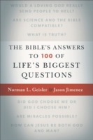 Bible's Answers to 100 of Life's Biggest
