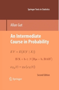 An Intermediate Course in Probability
