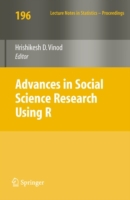 Advances in Social Science Research Usin