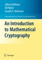 An Introduction to Mathematical Cryptogr
