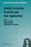 Analytic Extension Formulas and their Ap