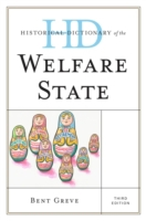 Historical Dictionary of the Welfare Sta