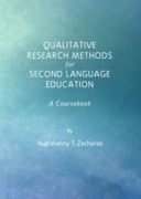 Qualitative Research Methods for Second