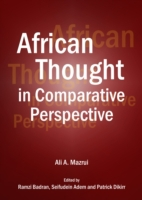 African Thought in Comparative Perspecti