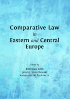 Comparative Law in Eastern and Central E