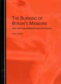 The Burning of Byron's Memoirs