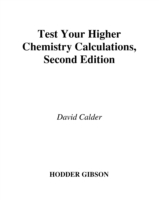 Test Your Higher Chemistry Calculations