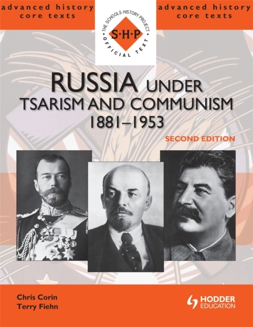 Russia under Tsarism and Communism 1881-