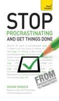 Bilde av Stop Procrastinating And Get Things Done