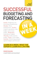 Successful Budgeting and Forecasting in