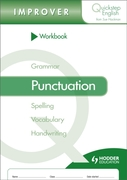 Quickstep English Workbook Punctuation I
