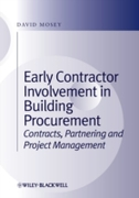 Early Contractor Involvement in Building
