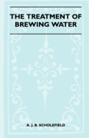 Treatment Of Brewing Water