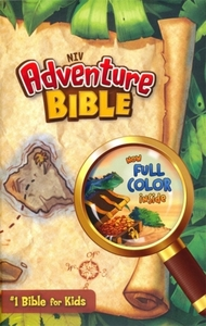 NIV Adventure Bible Hardback