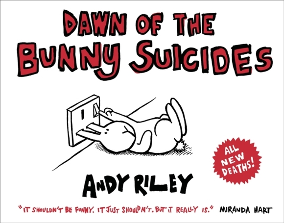 218fbc48 Dawn of the Bunny Suicides | Andy Riley | ARK Bokhandel