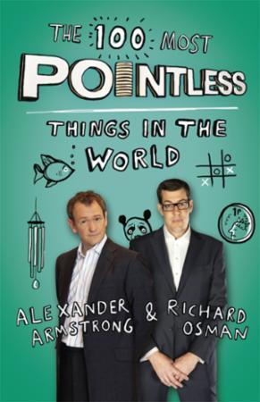Bilde av The 100 Most Pointless Things In The Wor: A Pointless Book Written By The Presente