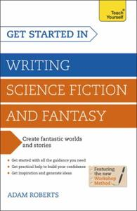 Get Started in Writing Science Fiction a