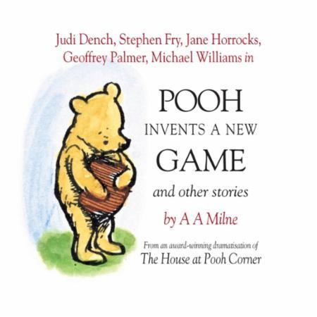 Bilde av Pooh Invents A New Game And Other Storie