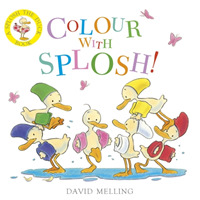 Splosh!: Colour with Splosh!