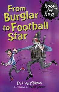 Books for Boys: From Burglar to Football