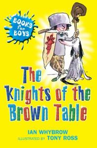 Books for Boys: The Knights Of The Brown