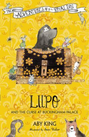 Bilde av Lupo And The Curse At Buckingham Palace: Book 2