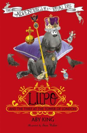 Bilde av Lupo And The Thief At The Tower Of Londo: Book 3