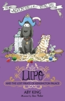 Bilde av Lupo And The Lost Pirate Of Kensington P: Book 4