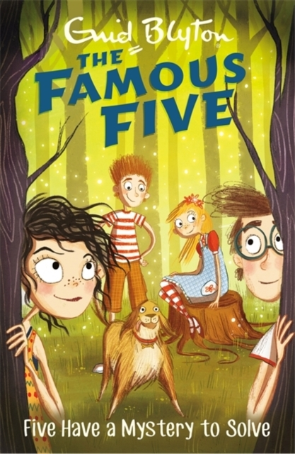 Famous Five: Five Have A Mystery To Solv