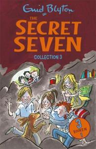 The Secret Seven Collection 3: Books 7-9