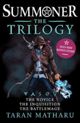 SUMMONER The Trilogy: Books 1-3