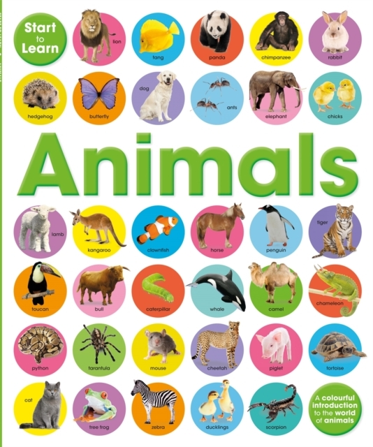 Start To Learn: Animals