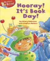 Hooray! It's Book Day!
