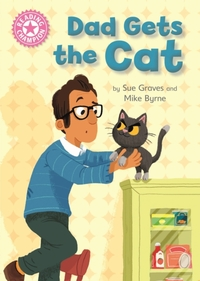 Reading Champion: Dad Gets the Cat