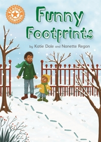 Reading Champion: Funny Footprints