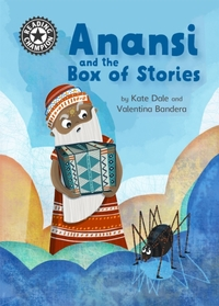 Reading Champion: Anansi and the Box of