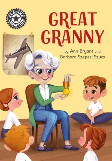 Reading Champion: Great Granny